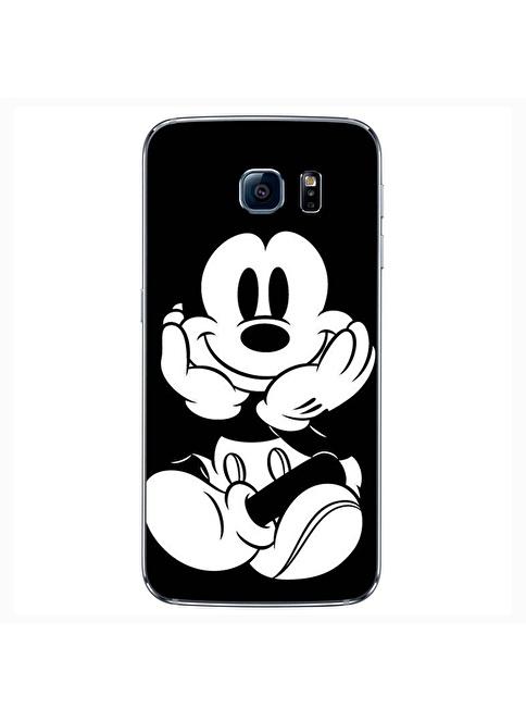 People's Cover Samsung S6 Kabartmalı Telefon Kılıfı Renkli